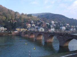 Vier Jahreszeiten, hotel in Heidelberg