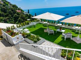 Villa Pietra Santa, hotel with jacuzzis in Positano