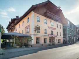 Hotel Restaurant Stöcklwirt, hotel in Sankt Johann im Pongau