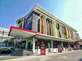 iBiz Boutique Hotel, hotel in Nakhon Si Thammarat