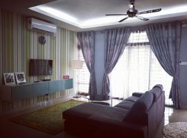 Arianna Homestay, hotel di Pasir Gudang