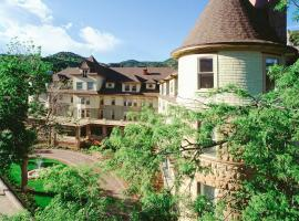 Cliff House at Pikes Peak, hotel near Rock Ledge Ranch Historic Site, Manitou Springs