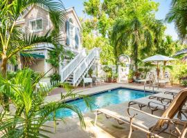 Andrews Inn & Garden Cottages, boutique hotel in Key West