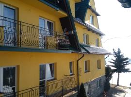 U Bafii, hotel in Gliczarów