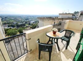 Panorama sulla Valle D'Itria, hotel a Cisternino