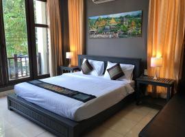 VKS Hotel, hotel near Wattay International Airport - VTE,