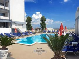 Hotel Parc – hotel w Mamai