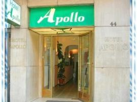 Apollo, hotel near Goethe House, Frankfurt
