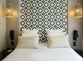Best Western Plus Hôtel La Joliette, hotel en Marsella