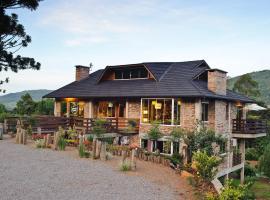 Bina's Haus Pousada, Cafeteria e Atelier, homestay in Nova Petrópolis