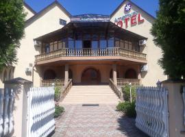 Ametist, hotel in Mukacheve