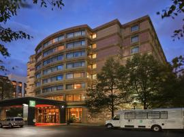 Embassy Suites Chicago - O'Hare Rosemont, hôtel à Rosemont près de: Aéroport international O'Hare de Chicago - ORD