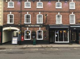 The Pack Horse, hotel in Louth