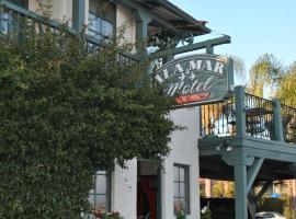 Ala Mar by the Sea, motel in Santa Barbara