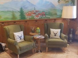 Sonnhof Reit im Winkl, отель в Райт-им-Винкле
