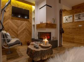 Nosalowski Wypas – hotel w pobliżu miejsca Kolej linowa na Kasprowy Wierch w Zakopanem