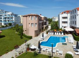 Complex Moskoyani, serviced apartment in Nesebar