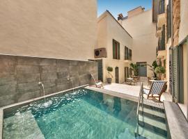 Palma Old Town - Turismo de Interior, apartment in Palma de Mallorca