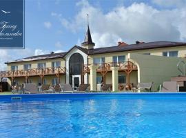 Hotel Grand Sokolniki, hotel near Khrabrovo Airport - KGD, Zelenogradsk