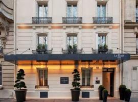 Bailli De Suffren, hotel near Cambronne Metro Station, Paris
