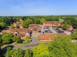 The Charlecote Pheasant, hotel near Walton Hall, Stratford-upon-Avon