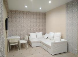 Aura Ordzhonikidze Apartment, apartment in Novosibirsk