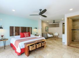 Boutique Hotel Rato 10, hotel in Playa del Carmen