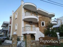 Vereniki 2, apartment in Kriopigi