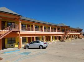 Heart of Texas Motel, motel in Austin