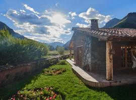 Allpawasi Pisac Lodge, lodge in Pisac