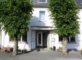 Gasthof Hoppe, отель в городе Варштайн