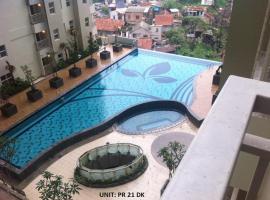 Kubu Aji Bandung, Parahyangan Residence, hotel with pools in Bandung