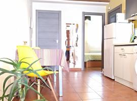 Apartamento Santa Cruz, apartment in León