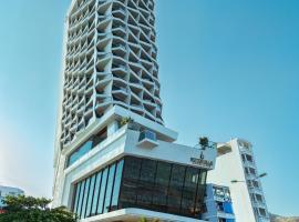 Boton Blue Hotel & Spa, отель в Нячанге