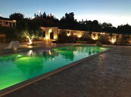Relais Masseria Serritella, hotel in Castellana Grotte