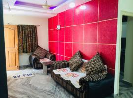 Royal Suites Service Apartments Gachibowli, apartment in Hyderabad