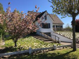 Villa Weekend, self catering accommodation in Nieuwpoort