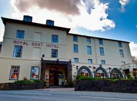 Royal Goat Hotel, hotel near Portmeirion, Beddgelert