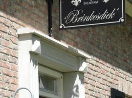 Brinkesdiek, B&B in Hardenberg