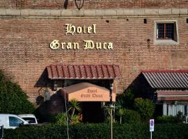 Hotel Gran Duca, hotel in Livorno