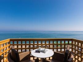 Ammos Suites, serviced apartment in Rethymno Town