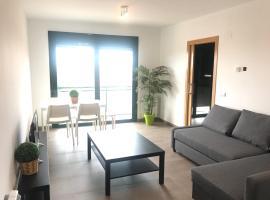 Apartamentos Deluxe Benicasim, apartment in Benicàssim