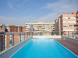 Senator Barcelona Spa Hotel, hotel with jacuzzis in Barcelona
