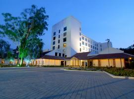 Chanakya Bnr Hotel, hotel in Rānchī