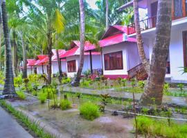 Crossbill Resort, room in Havelock Island
