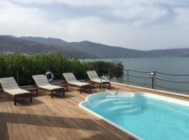 Villa LouLa, hotel with pools in Elounda
