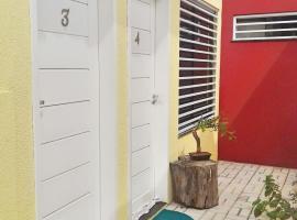 Flat com ar condicionado Natal, accessible hotel in Natal