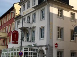 Rheinhotel St. Goar, хотел в Санкт Гоар