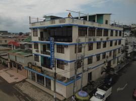 Hotel Ambato de Esmeraldas, hotel em Esmeraldas