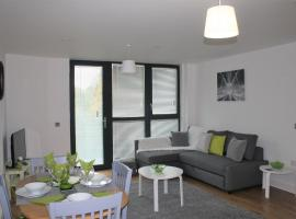Niche Central Park Apartments, hotel near Chelmsford Cathedral, Chelmsford
